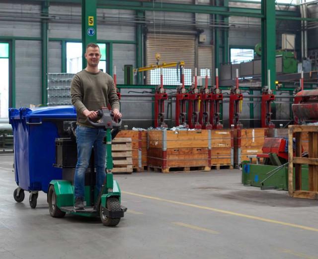 Trike 3000 Containertrekker LG 5